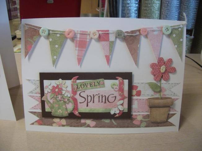spring whimsey